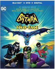 Batman Vs. Two-Face [New Blu-ray] With DVD, UV/HD Digital Copy, 2 Pack, Ac-3/D
