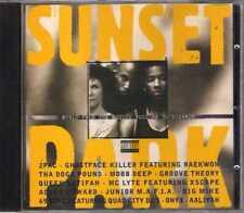 OST - Sunset Park (Original Motion Picture Soundtrack) - CD - 1990 - Hip Hop