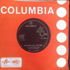 DAVE CLARK FIVE: EVERYBODY GET TOGETHER  1970 Columbia single DB8660