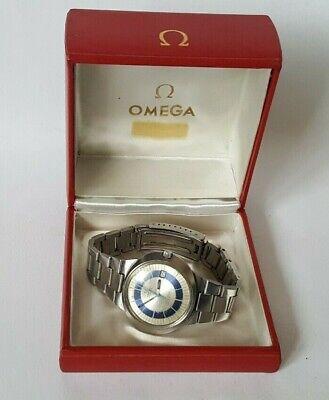Men's Vintage Omega Geneve Dynamic Automatic Wrist Watch & Box