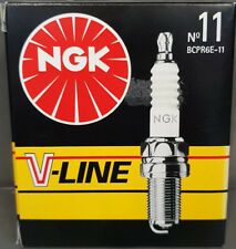 4X NGK V-Line 11 Bujía BCPR6E-11 5282 Mazda, Nissan, Saab #