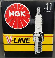 4 x NGK V-Line 11 Zündkerze BCPR6E-11 5282 Ford, Honda #