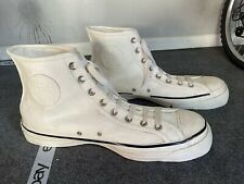 Vintage 1984 US Keds High Top White Sneakers Giant Store Displays Promo Plastic