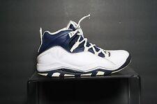 Nike Air Jordan Olympia Beijing 08' Sneakers Hipster Multi Blue Men's 7.5 B-ball