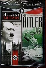 Hitler's Britain / How Hitler Lost the War (DVD, 2009) *FREE Shipping*