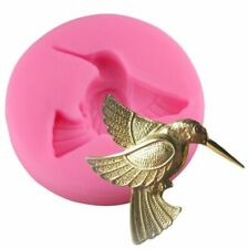 Hummingbird Bird Silicone Mold Cake Decorating, chocolate, Resin, Clay etc #7