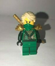 Lego Lloyd Rebooted with Golden Armor Minifigure 70722