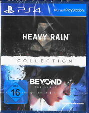 Heavy Rain + Beyond: Two Souls - Collection - PS4 / Playstation 4 - Neu & OVP