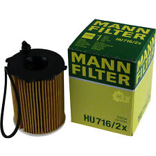 Original MANN-FILTER Ölfilter Oelfilter HU 716/2 x Oil Filter