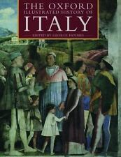 The Oxford Illustrated History of Italy-ExLibrary