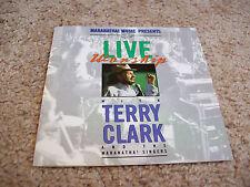 Terry Clark & the Maranatha! Singers - Live Worship CD *RARE* 1990