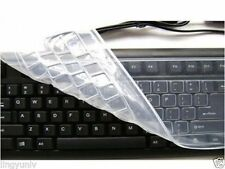 Universal Silicone Desktop Computer Keyboard Cover Skin Protector Film 1PC