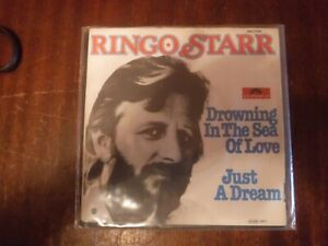 Ringo Starr Drowning in the Sea of Love