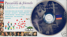 PAVAROTTI & FRIENDS Together for the Children of Bosnia (CD 1996) Bono Meat Loaf