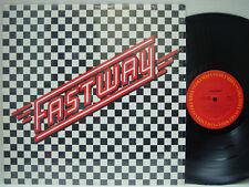 FASTWAY - S/T LP (RARE US Press on COLUMBIA, Fast Eddie Clarke ex-Motorhead)