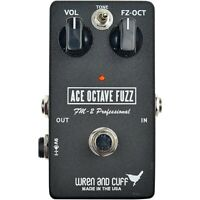 Wren And Cuff Ace Octave Fuzz Effects Pedal 194744258480 OB