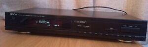 Denon Precision Audio Component AM/FM Stereo Tuner TU-260L
