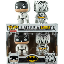 Batman - Bullseye & Zebra Pop! Vinyl Figure 2-Pack