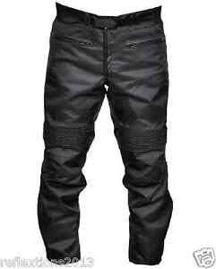 Motorcycle Textile Pants Trouser Touring Padded Biker Cardura Waterproof Pants
