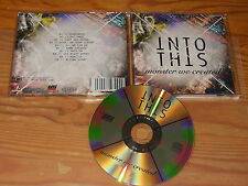 INTO THIS - MONSTER WE CREATED / ALBUM-CD 2017 MINT-