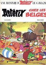 ASTERIX CHEZ LES BELGES EDITION ORIGINALE 1979