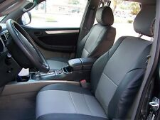 TOYOTA 4RUNNER 2003-2009 LEATHER-LIKE CUSTOM SEAT COVER 13 COLORS AVAILABLE