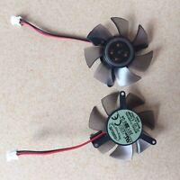 Replacing T125010SL Graphics Card Fan for Gigabyte GV-N620 D3-1GL GV-N430 oc-1GL