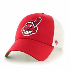 47 Trucker Cleveland Indians RD Red Unica 889313994844