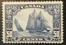Stamps Canada # 158 Bluenose 1929 Value:$ 700 + +