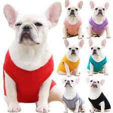Small Medium Dog Spring Summer Clothes Pet Puppy Costume Dog Cat Apparel Vest