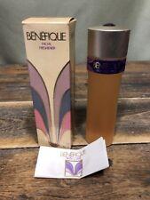 Vintage Shiseido Benefique Facial Freshener Japan  5.2 oz Full Japan Made
