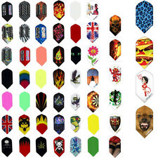 10 NEW sets slim poly dart flights wholesale price