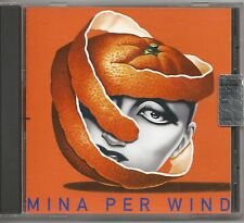MINA PER WIND - JIMI HENDRIX BOB DYLAN CRISTOPHER CROSS - CDs SINGLE PROMO