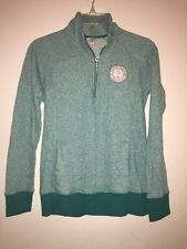 Guess Women's Junior 1/4 Zip Los Angeles Sweater Size M