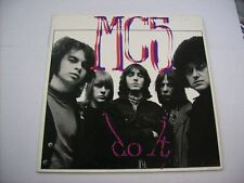 MC5 - DO IT - LP VINYL 1987 EXCELLENT CONDITION - LOLITA MIG5