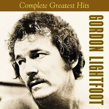 NEW Gordon Lightfoot - Complete Greatest Hits (Audio CD)