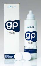 Solución de varios lentes de contacto avizor GP 240ml para duro/Chapado en Oro Rosa Lentes de contacto