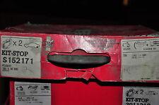 Satz Bremse Hintere Stop: 152171s, Peugeot 106; 180x30
