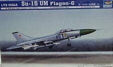 Trumpeter 1/72 SU-15 UM Flagon-G Soviet Fighter Model Kit 1625