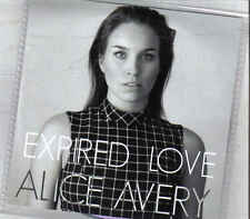 Alice Avery-Expired Love Promo cd single