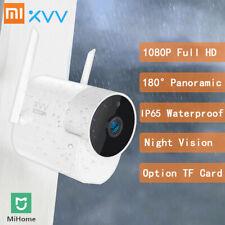 Xiaomi Xiaovv Panoramic WIFI 1080P HD Smart Home Security IP Camera Outdoor