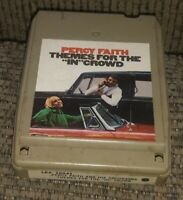 8-Track tape PERCY FAITH Themes for the in Crowd easy lounge Columbia VTG ALBUM