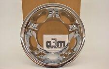 Chevrolet Silverado GMC Sierra Rear Outer Ring Wheel Cover Chrome new OE 9597818