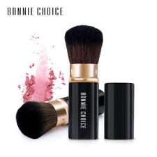 BONNIE CHOICE Makeup Brush Retractable Blusher Powder Foundation Blending Tool
