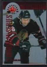 ALEXEI ZHAMNOV 1997/98 DONRUSS CANADIAN ICE #91 DOMINION BLACKHAWKS SP #116/150