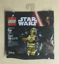 Lego Star Wars C-3PO The Force Awakens Red Arm 5002948 Polybag Promo Mini Figure