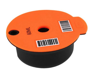 Capsules de café réutilisables 60ML / 180ML pour Machine Tassimo dosette