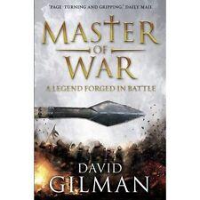 Master of War 9781781850596 David Gilman Paperback New Book Free UK Delivery