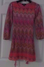 Girl's Sping Dress By Amy Byer, Size 8, Long Sleeves, NWOT