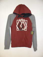 VOLCOM Big Youth PARATWINE Pullover Hoodie - BRT - Small - NWT